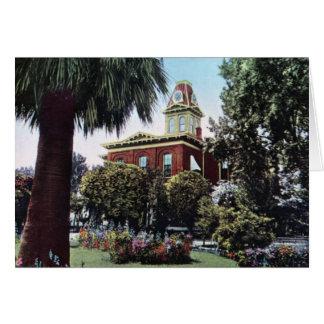 Phoenix Arizona Maricopa Co. Courthouse Card
