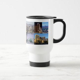 Phoenix Arizona Montage Mugs