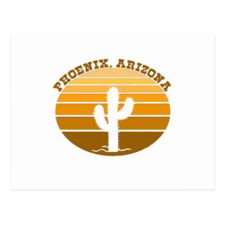 Phoenix, Arizona Postcard