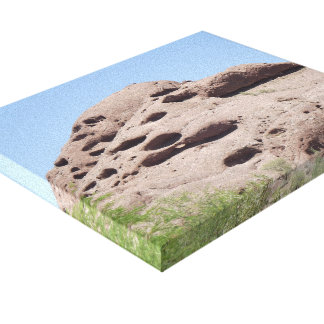 Phoenix Arizona Rock Formation Mountain Canvas Print