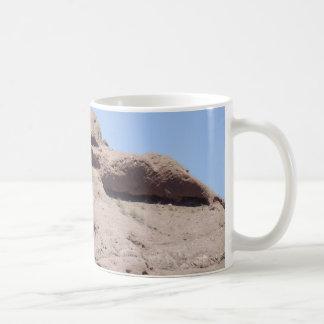 Phoenix Arizona Rock Formation near Zoo Mug
