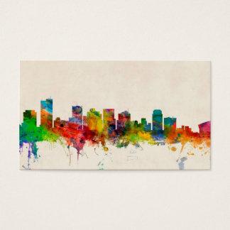 Phoenix Arizona Skyline Cityscape Business Card