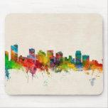 Phoenix Arizona Skyline Cityscape Mouse Pad