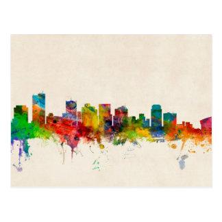 Phoenix Arizona Skyline Cityscape Postcard