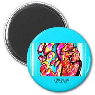 Phoenix art magnet