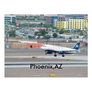 Phoenix, AZ Tarjeta Postal