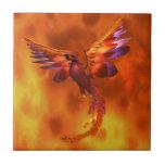 Phoenix Azulejo Cuadrado Pequeño