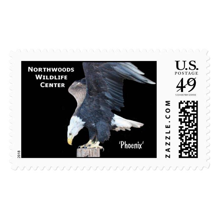 Phoenix - Bald Eagle Postage Stamp