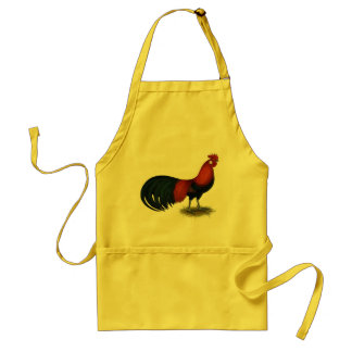 Phoenix:  BB Red Rooster Adult Apron