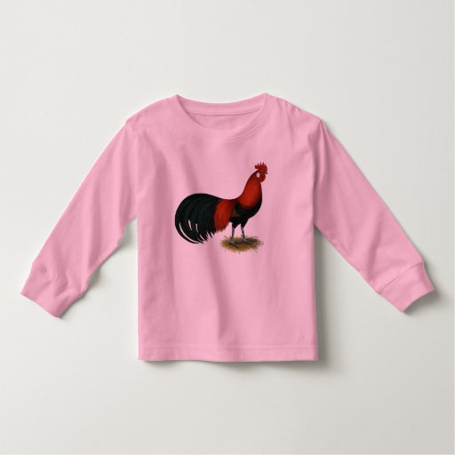 Phoenix:  BB Red Rooster Toddler T-shirt