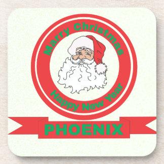 Phoenix Beverage Coaster