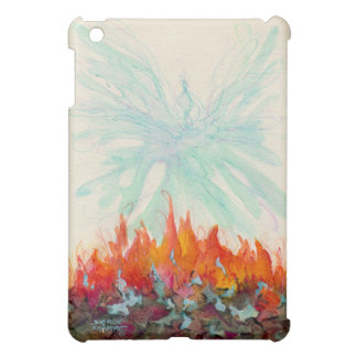 PHOENIX BIRD & ASHES by SHARON SHARPE iPad Mini Case