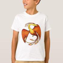 Phoenix Bird of Myth T-Shirt