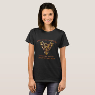 9693a570a Phoenix Bird T-Shirts - T-Shirt Design & Printing | Zazzle