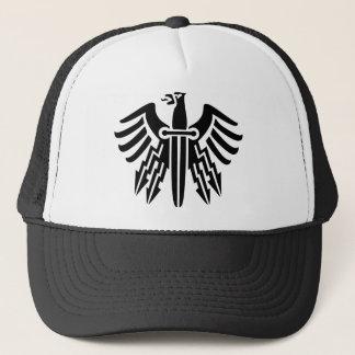 Phoenix bird trucker hat