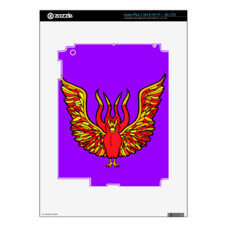 Phoenix - Book of Monsters - Ancient Greece Decal For iPad 3