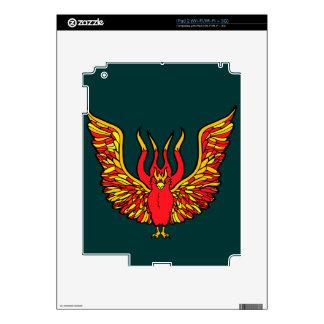 Phoenix - Book of Monsters - Ancient Greece iPad 2 Decal