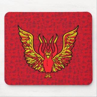 Phoenix - Book of Monsters - Ancient Greece Mousepad
