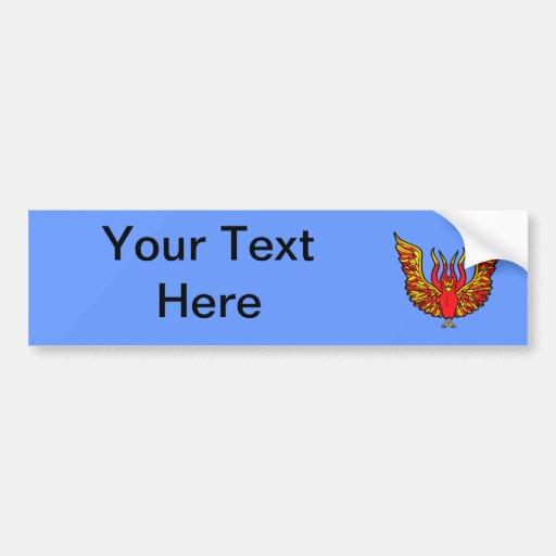 Phoenix Bumper Sticker