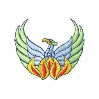 Phoenix Sudadera Bordada Con Capucha