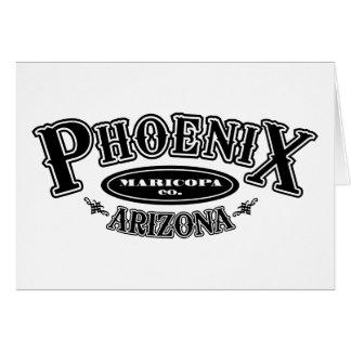 Phoenix Corp Card