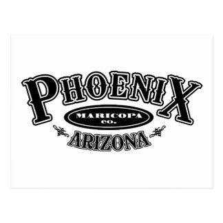 Phoenix Corp Postcard
