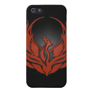 Phoenix Cover For iPhone SE/5/5s