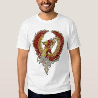 Phoenix Crest EDUN LIVE Scion Essential Crew T-shirt
