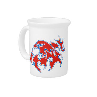 Phoenix Custom Drink Pitchers