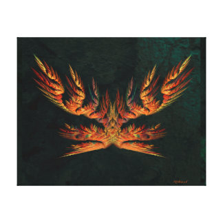 Phoenix de Concordia - paisaje Impresion De Lienzo