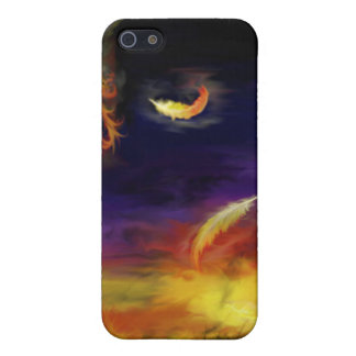 Phoenix descuidada iPhone 5 funda