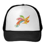 Phoenix Design Mesh Hat