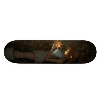 Phoenix Dreams Skateboard