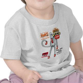 ¡Phoenix el cáncer de pulmón SMAC Mono - boxeo Camisetas