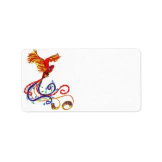 Phoenix Etiquetas De Dirección