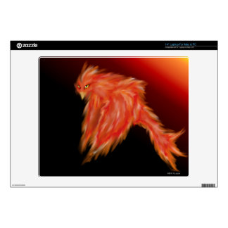 Phoenix Firebird Laptop Skin