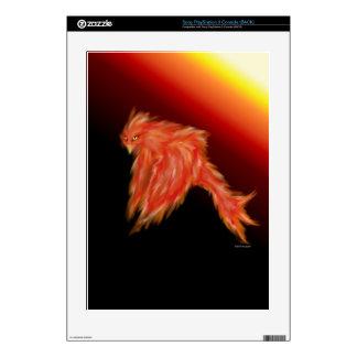 Phoenix Firebird PS3 Skin