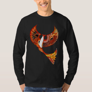 Phoenix Fitted Long Sleeve Tshirt