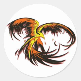Phoenix Flight Stickers