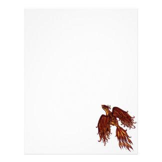 Phoenix Fly Letterhead