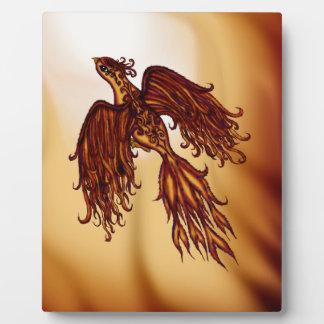 Phoenix Fly Plaque