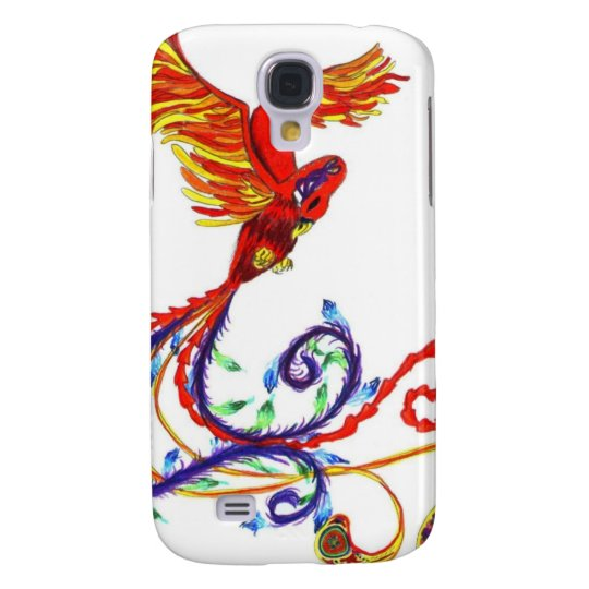 Phoenix Galaxy S4 Case