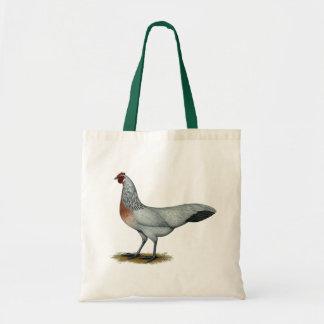 Phoenix:  Gallina de plata de Duckwing Bolsa
