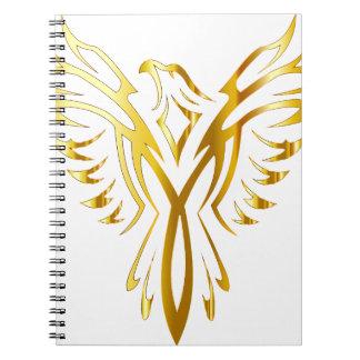 phoenix gold notebook