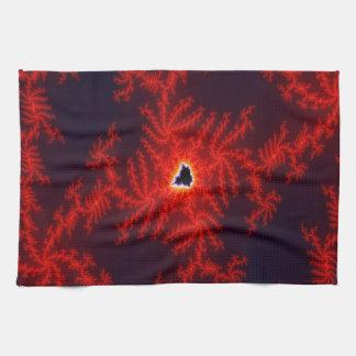 Phoenix Heart Hand Towel