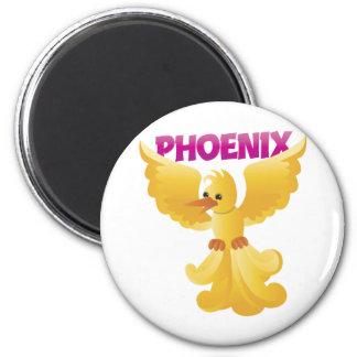 ¡Phoenix! Iman De Frigorífico