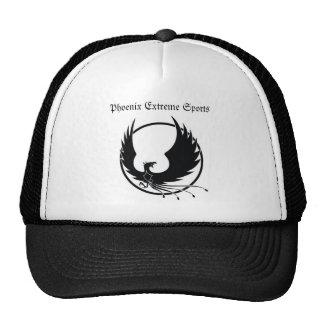 Phoenix in flight hat
