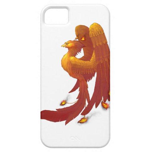 Phoenix iPhone 5 Case-Mate Coberturas
