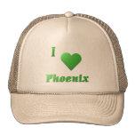 Phoenix -- Kelly Green Hat