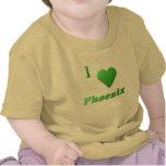 Phoenix -- Kelly Green Shirt